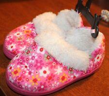 Children's Slippers  Girls    Size Medium (7-8)  PINK