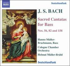 J.S. Bach: Sacred Cantatas for Bass, New Music