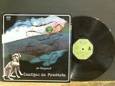 JEI NOGUEROL  Cantigas Da Fraderia  LP Spanish  Folk Rock   NEAR-MINT !