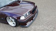 3er BMW E36 M Paket Gt Front fatlip Spoiler Ansatz Lippe lowdrive ABS OEM Style