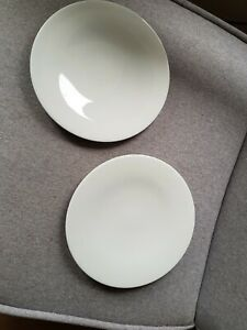 ALESSI  *TOYO ITO* 2 SIDE PLATES (8 INCH) NEW