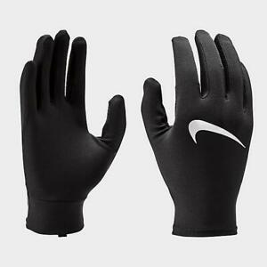 UNISEX Nike Dri-FIT Lightweight Miler Running Gloves REFLECTIVE Size L/XL