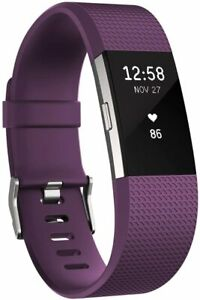Fitbit Standard Charge 2 Unisex Armband , pflaume