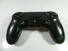 FOR REPAIR Sony Playstation 4 Dualshock 4 CUH-ZCT1U Wireless Controller Black