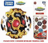 Takara Tomy Beyblade Burst B-132 02 Spriggan Requiem 7 Absorb Confirmed US