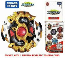 Takara Tomy Beyblade Burst B-132 02 Spriggan Requiem 7 Absorb Confirmed US