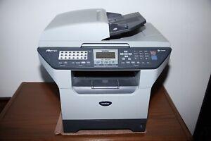 Brother MFC-8860 DN A4 Multifunction Network Duplex Mono Laser Printer