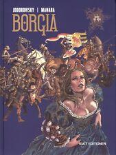 BORGIA HC # 4 - JODOROWSKY / MANARA - KULT EDITIONEN 2010 - TOP