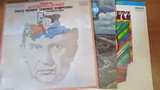 Chicago Symphony Orchestra set of 3 LPs (2 ft. Fritz Reiner); all for $23.99