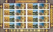 "India - ""UNESCO ~ CULTURE ~ DILWARA & RANAKPUR TEMPLE"" MNH Sheetlet 2009"