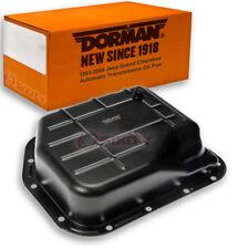 Dorman Transmission Oil Pan for Jeep Grand Cherokee 1993-2004 4.0L L6 4.7L if