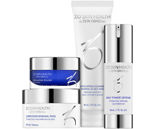 ZO Skin Health da Obagi DAILY Skincare fase 1 KIT-POWER Defense, Pads, Polacco