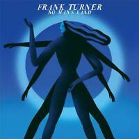 Frank Turner No Man's Land LTD 1LP WHITE Vinyl Gatefold 2019 Xtra Mile Recording