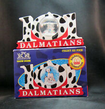 McDonald s 101 Dalmatians Snow Dome Globe 1996 Disney Spot Check Boxed