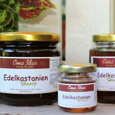 Edelkastanienhonig aus Italien Kastanienhonig Honig sortenrein Natur edelherb