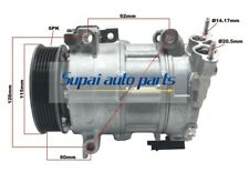 New A/C Compressor For PEUGEOT 3008/208/308/408 CITROEN C3/C4/C5 2013-