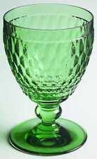 Villeroy & Boch BOSTON GREEN Water Goblet 3947653