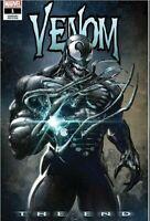 Venom, The End, Clayton Crain, Variant