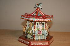 Villeroy & Boch V&B Nostalgic Christmas Toys Karussell