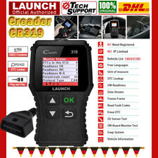 Launch Creader CR319 Profi OBD2 Diagnosegerät Auto KFZ Tester Scanner Codeleser