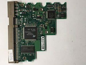 PCB Seagate ST380011A; PN 9W2003-371; FW 8.01; PCB LABEL 100282770 G; SITE WU