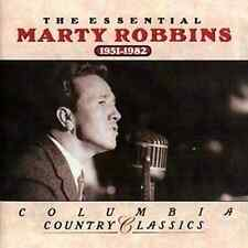 MARTY ROBBINS The Essential 1951-1982 Columbia Country Classics 2CD BRAND NEW