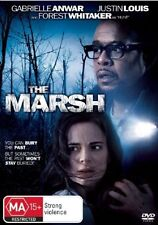 The Marsh (DVD, 2007)*R4*Terrific Condition*Forest Whitaker*