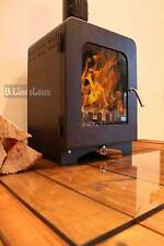 Ultimo ST2 Multi-Fuel Modern Stove DEFRA Exempt Includes Fitting Kit