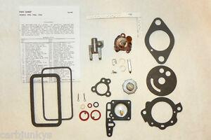 Holley 1904 Carburetor Repair Kit Holley 1 BBL AMC Ford Mercury Edsel Ford Truck