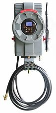 Automatic Tire inflator System Wall-mount type Auto filling with blow gun NIB