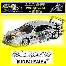 Mercedes Benz CLK DTM 6H de Curitiba 2003 Capuava RacingTeam #25 1:43 Minichamps