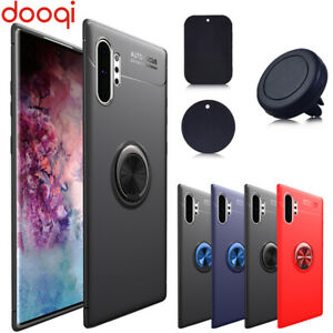 For Samsung Galaxy Note 8 9 10 S 20 10 9 8 + Shockproof Case+Magnetic Vent Mount