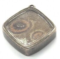 Vintage Sterling Silver Necklace 925 Pendant Charm