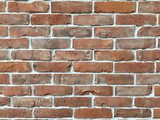 brick slips brick tiles  reclaimed 19th century clay red