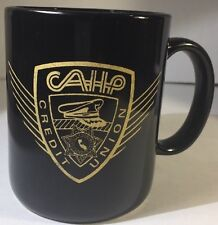 CAHP Credit Union Coffee Cup Mug Peace Officers Research Assoc Of California