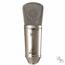 Behringer B1 Single Large Diaphragm Project Studio Cardioid Condenser Microphone