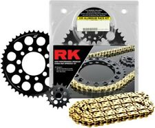 RK Gold Triumph GB520XSO Chain and Sprocket Race Kit - 7061-068DG 18-2306 49