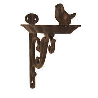 Vogeltränke hängend stehend Stecker Stab Metall Gusseisen