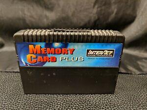 Sega Saturn Memory Card Plus InterAct