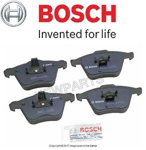 For Volvo XC90 2003-2013 Front Brake Pad Set BOSCH QUIETCAST 31262705