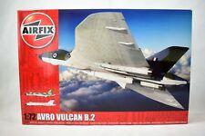 Airfix Avro Vulcan B.2 1:72 Scale Plastic Model Aircraft Kit A12011
