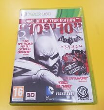 Batman Arkham City GIOCO XBOX 360 VERSIONE ITALIANA