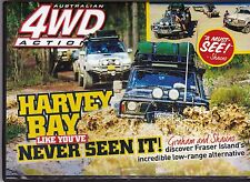 4WD Action DVD # 221  Harvey (Hervey) Bay like you have never seen it  As New