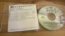 CD Pop One More Time - Turn Out The Light (3 Song) ULTRAPOP disc only + Presskit