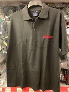 Grimme Polo Shirt size XXL Black