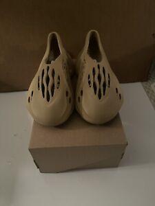 adidas Yeezy Foam RNNR Ochre GW3354 Size 6 | 100% Authentic | In Hand Brand New