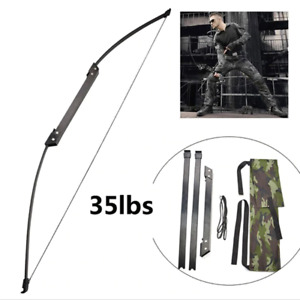 TAKEDOWN HUNTING BOW -  TACTICAL SURVIVAL TOOL GREAT FOR CAMPING OUTDOORS