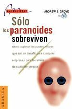 Solo los Paranoides Sobreviven (Paperback or Softback)