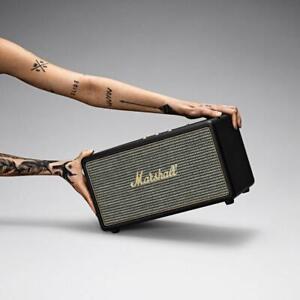 BRAND NEW Marshall Stanmore Black 7340055329149 Portable Speaker Bluetooth