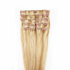 Lange Markenlose Echthaar-Perücken & -Haarteile Kunst